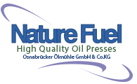 Nature Fuel - High Qualitiy Oil Presses