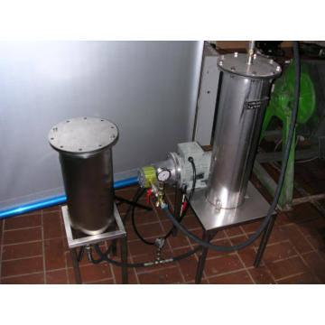 18 Layer filter pump