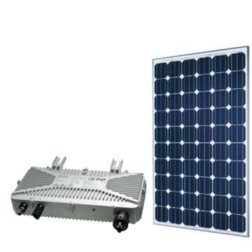 Micro-Solar Plant