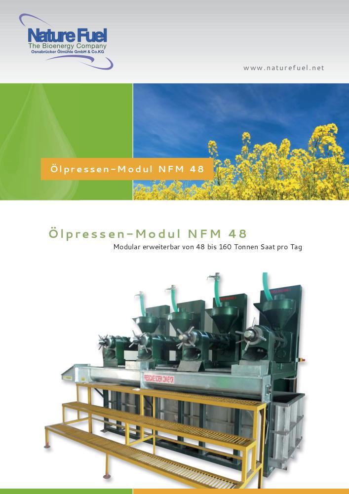 NF 12 / NFM 48 Produktbeschreibung
